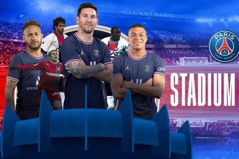 Paris: Paris Saint-Germain Parc des Princes Stadium Tour