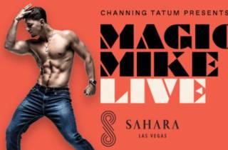 "Las Vegas: ""Channing Tatum Presents Magic Mike Live"" Tickets"