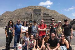 Cidade do México: Ingresso Teotihuacan Manhã Cedo e Licores