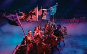 Las Vegas: Tournament of Kings Show at Excalibur