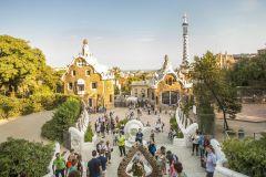 Barcelona: Ingresso Parque Güell
