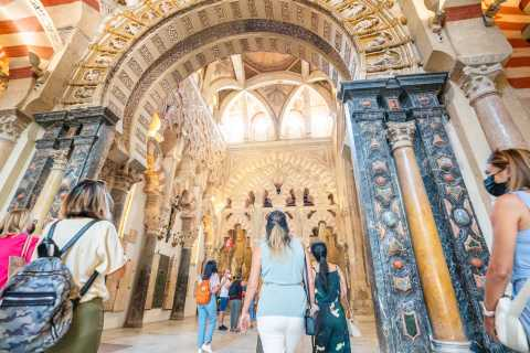 Córdoba: Mosque-Cathedral and Jewish Quarter Guided Tour