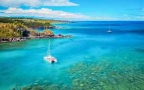 Maui: Molokini Crater & Turtle Town Snorkeling or Snuba Tour