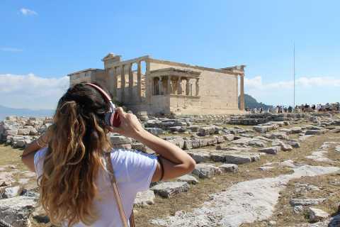Acropoli di Atene: ingresso e tour audio tramite smartphone