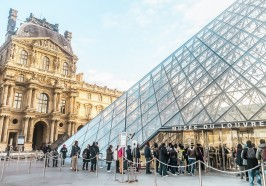 Aktivitäten Paris - Paris: Louvre-Ticket mit reserviertem Zeitfenster