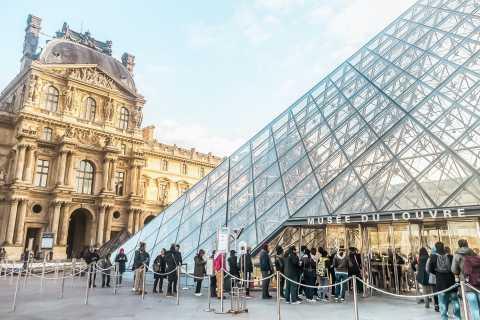 París: entrada al Museo del Louvre con horario