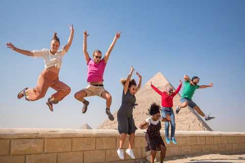 From Hurghada: Full-Day Trip to Cairo and Giza with Lunch