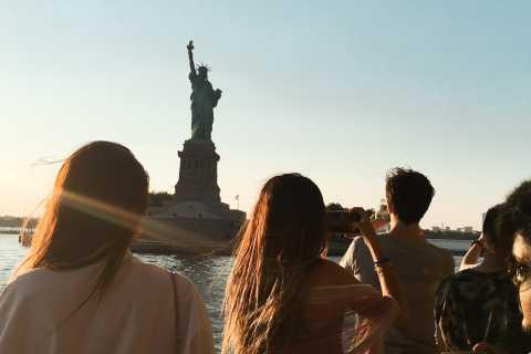 New York: crociera della Statua della Libertà e Ellis island