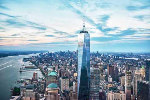 New York: One World Observatory - Ticket ohne Anstehen
