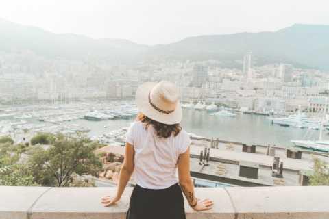 Côte d'Azur: demi-journée à Monaco, Monte-Carlo et Èze