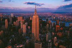 Empire State Building, NY: Ingresso Comum ou Expresso