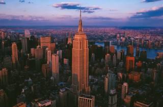 NYC: Empire State Building Ticket - Standard & ohne Anstehen