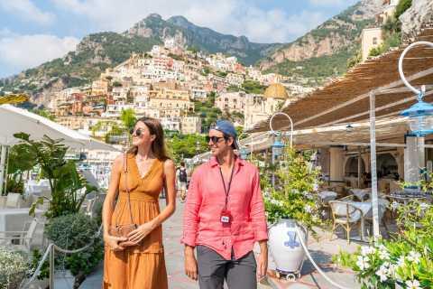 Vanuit Napels of Sorrento: dagtour Amalfikust