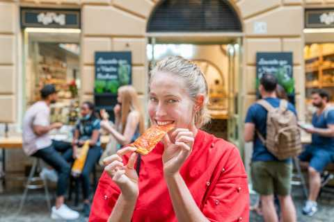 Rom: Streetfood-Tour mit römischem Guide