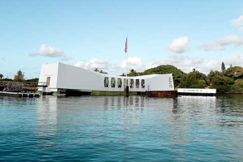 Oahu: Official USS Arizona Memorial Narrated Audio Tour