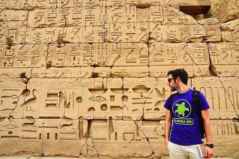 De Hurghada: Excursão de 1 Dia a Luxor e Vale dos Reis