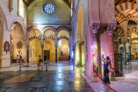 Córdova: Excursão Guiada Mesquita-Catedral e Bairro Judeu