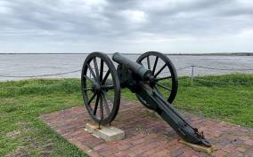 Fort Sumter: National Monument Entry Ticket & Ferry