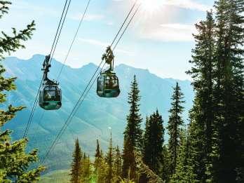 Banff: Eintrittskarte für die Banff-Gondel