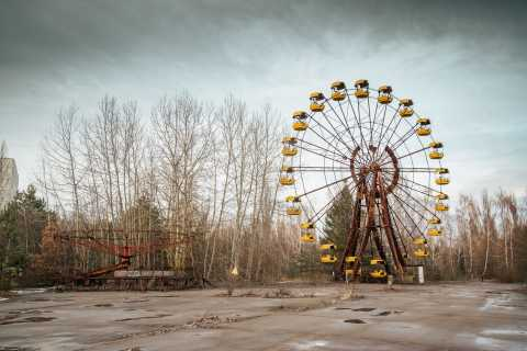 From Kyiv: Day Trip to Chernobyl Exclusion Zone and Prypiat
