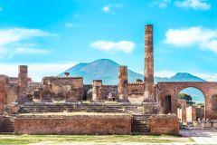 Pompeia: Excursão ao Parque Arqueológico c/ Entrada s/ Filas
