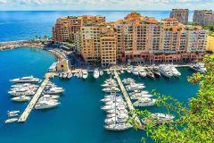 De Nice: Excursão de Meio Dia a Èze, Mônaco e Monte-Carlo