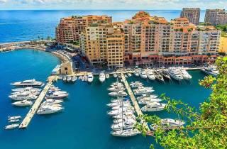 Ab Nizza: Halbtagesausflug nach Eze, Monaco und Monte-Carlo