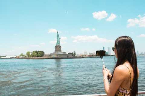 New York: crociera delle attrazioni con ingresso prioritario