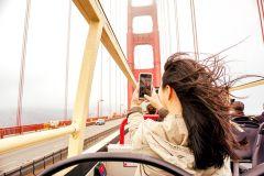 São Francisco: Ônibus Turístico - Classic, Premium ou Deluxe