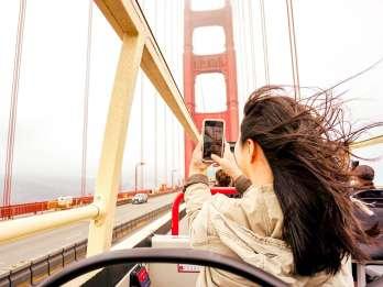 San Francisco: Hop-On/Hop-Off Klassik, Premium oder Deluxe
