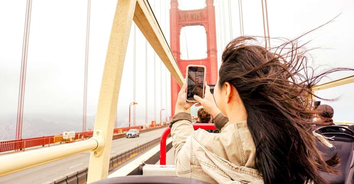 San Francisco: tour classico, premium o deluxe in autobus