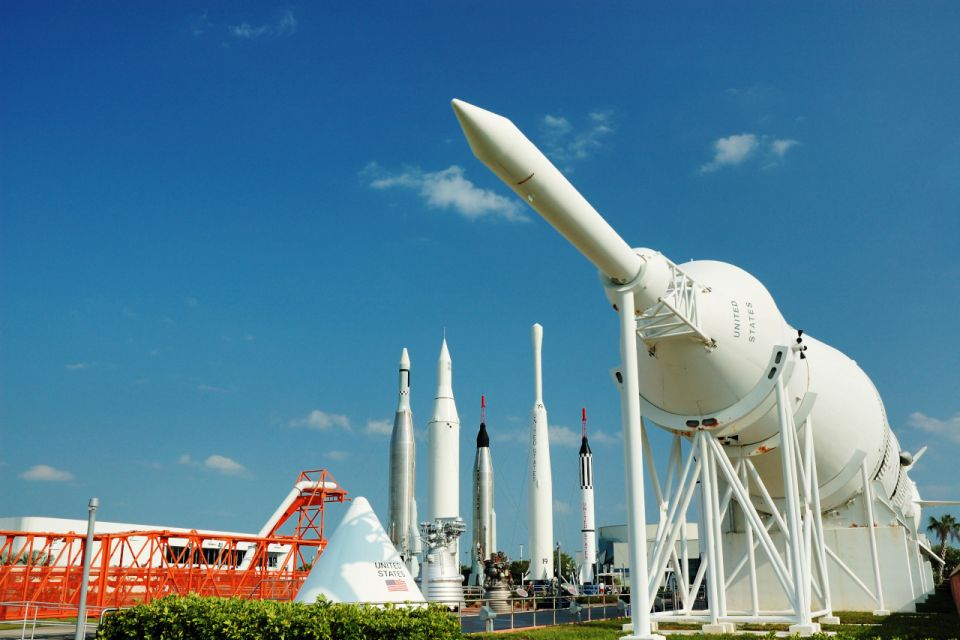 Kennedy Space Center: Ultimate Space Experience