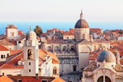 Dubrovnik: Excursão Pé na Cidade Velha