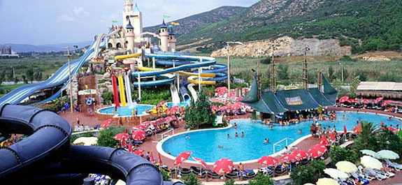Adaland Aqua Park Daily Package
