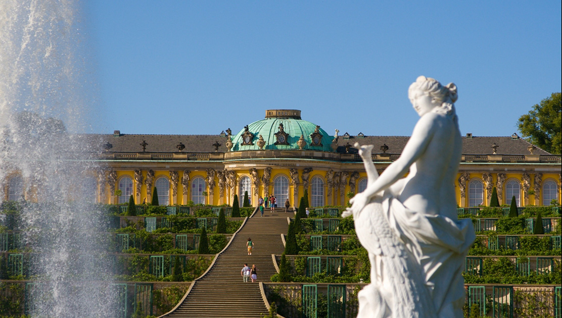 Sanssouci Palace and Park