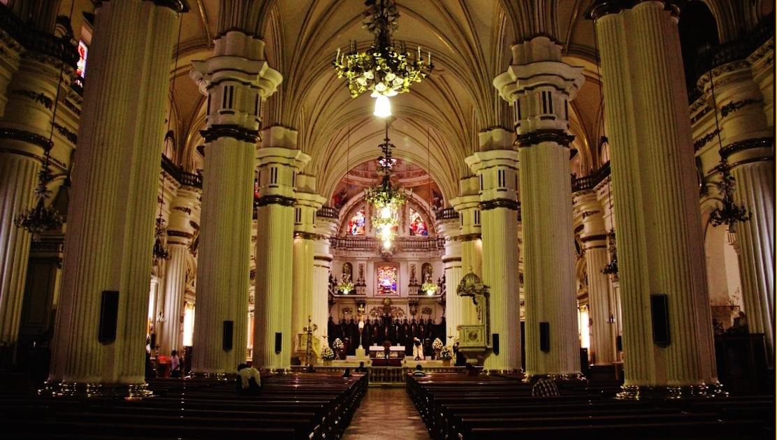 Basilica Cathedral of Santa María la Menor