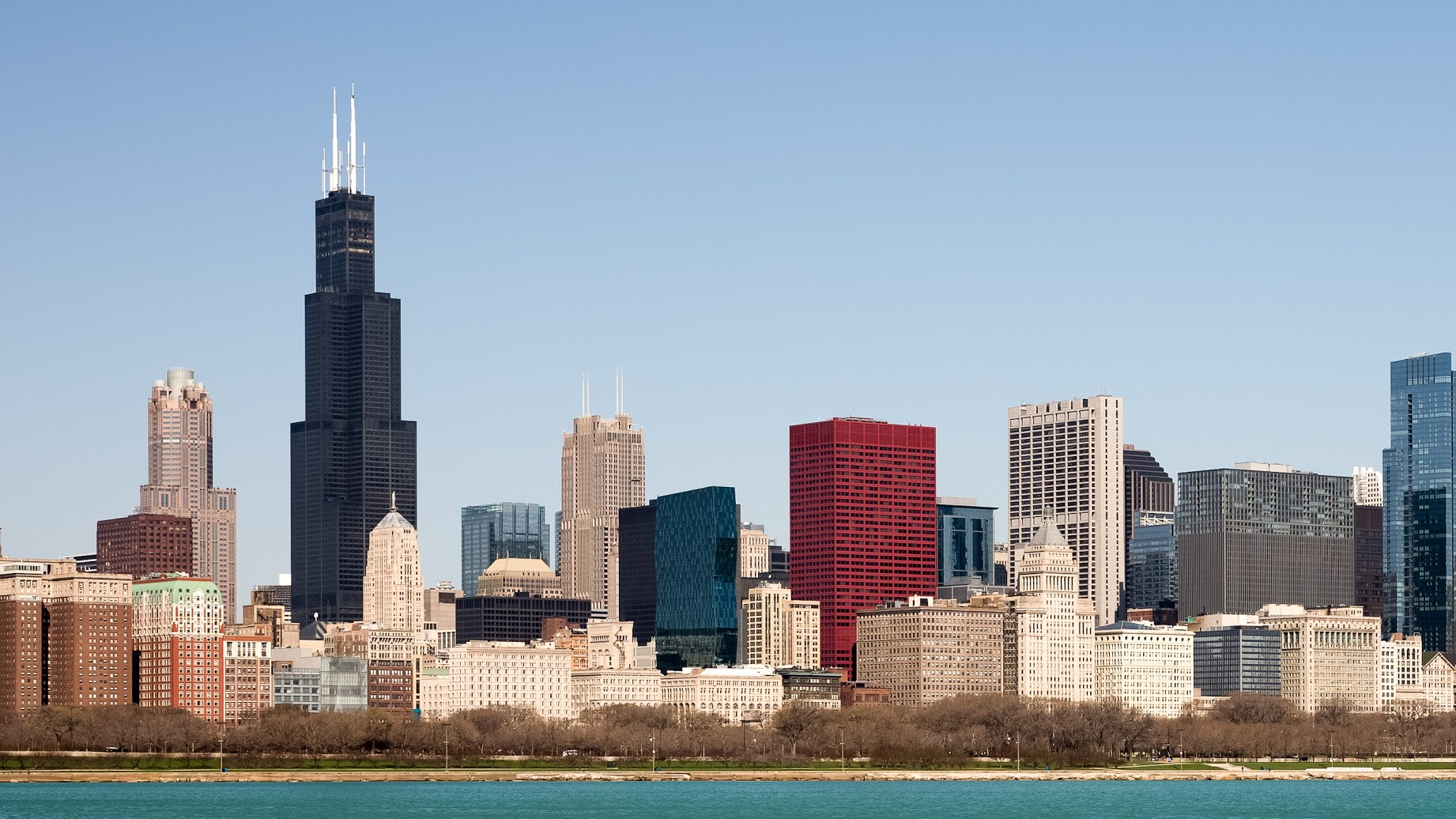 Willis Tower Skydeck Chicago - Book Tickets & Tours ... Bruce Willis Tower