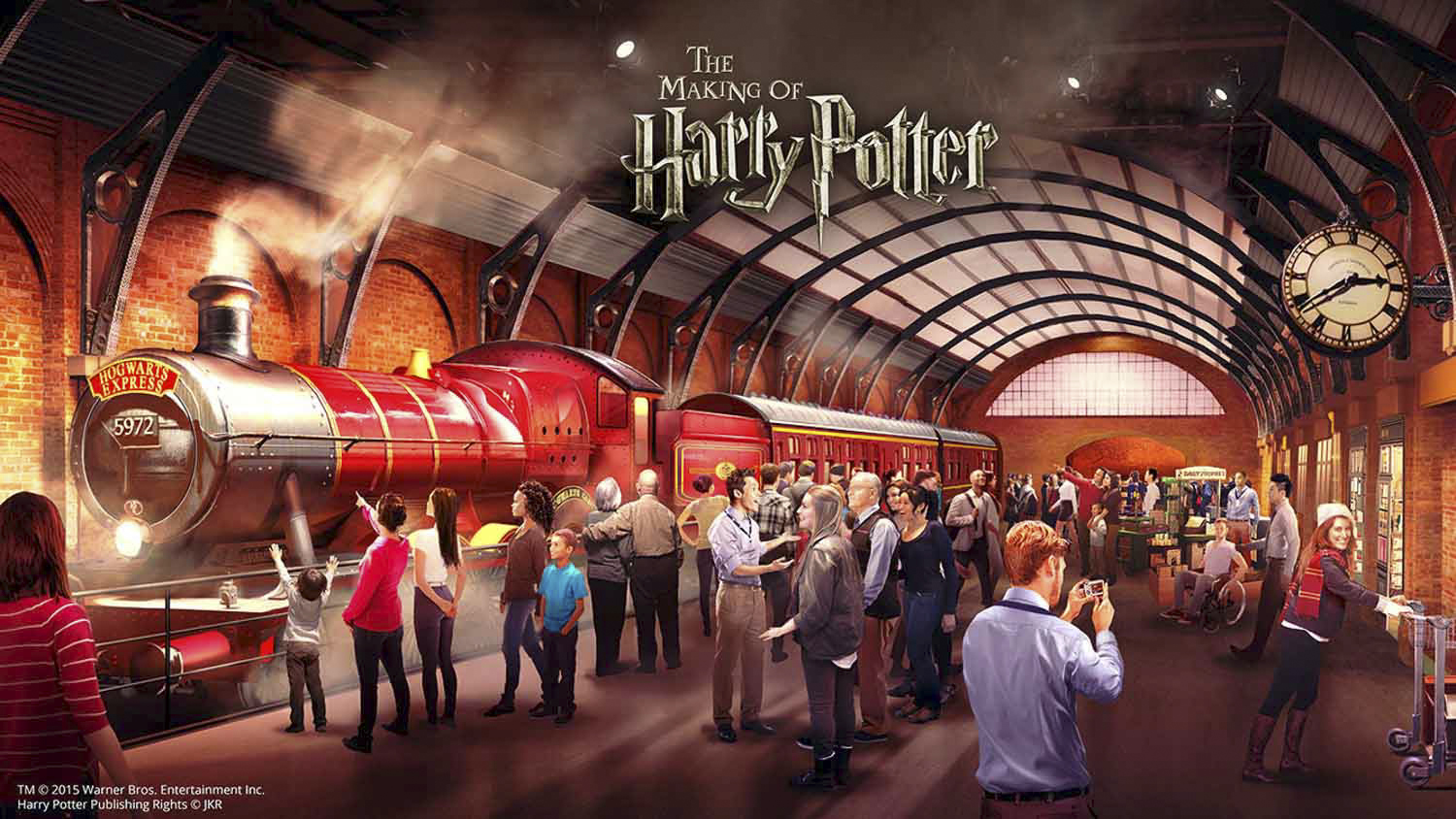 estudios harry potter