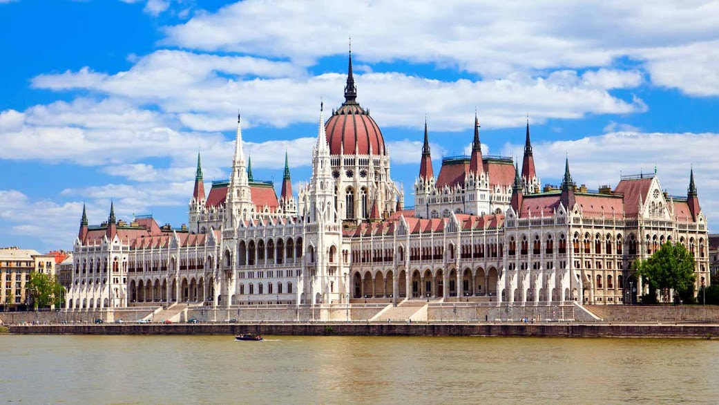Hungarian Parliament Building Budapest Book Tickets
