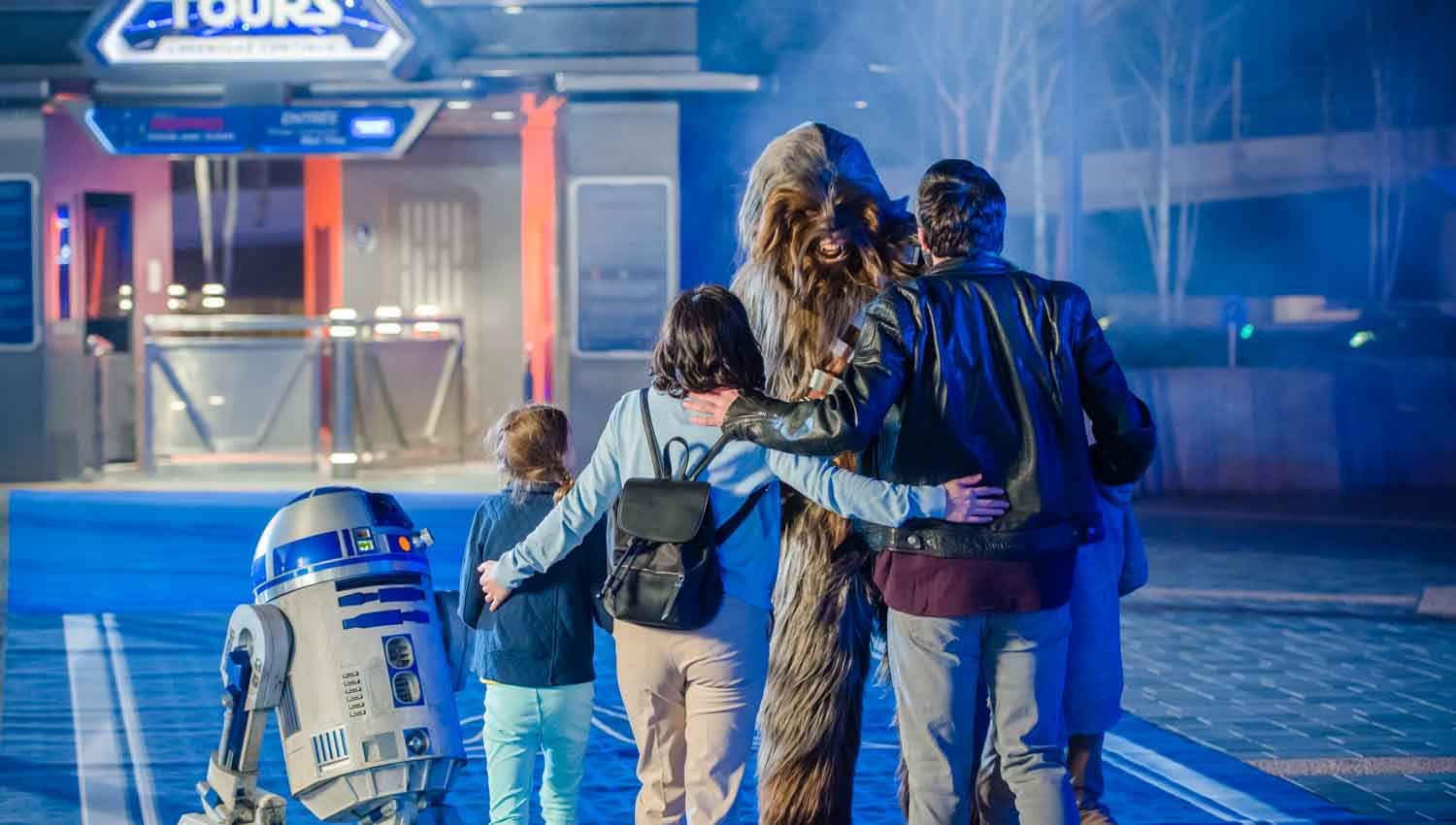 Star Tours: The Adventure Continue