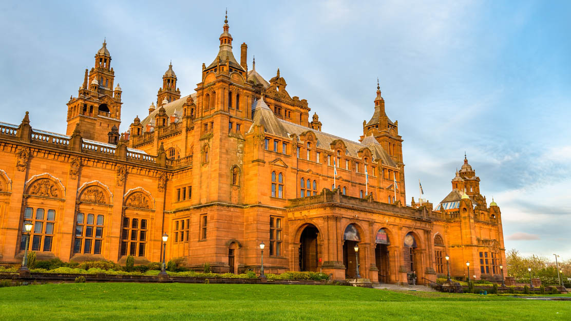 Le Kelvingrove Art Gallery and Museum
