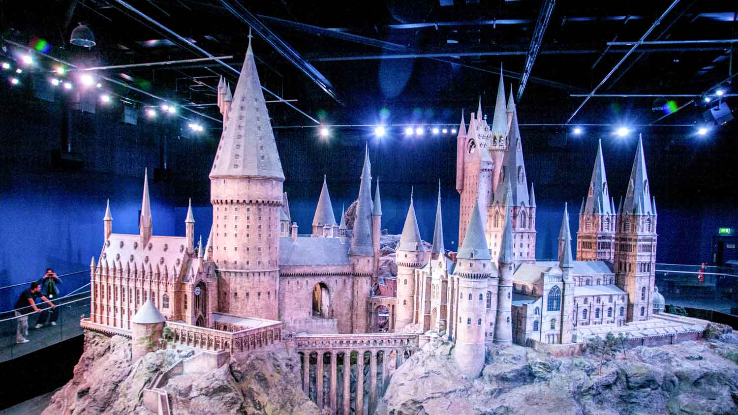 The Magical Highlights of the Harry Potter Studio Tour