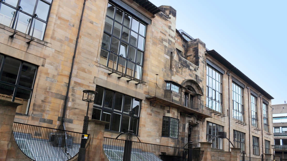 La Glasgow School of Art