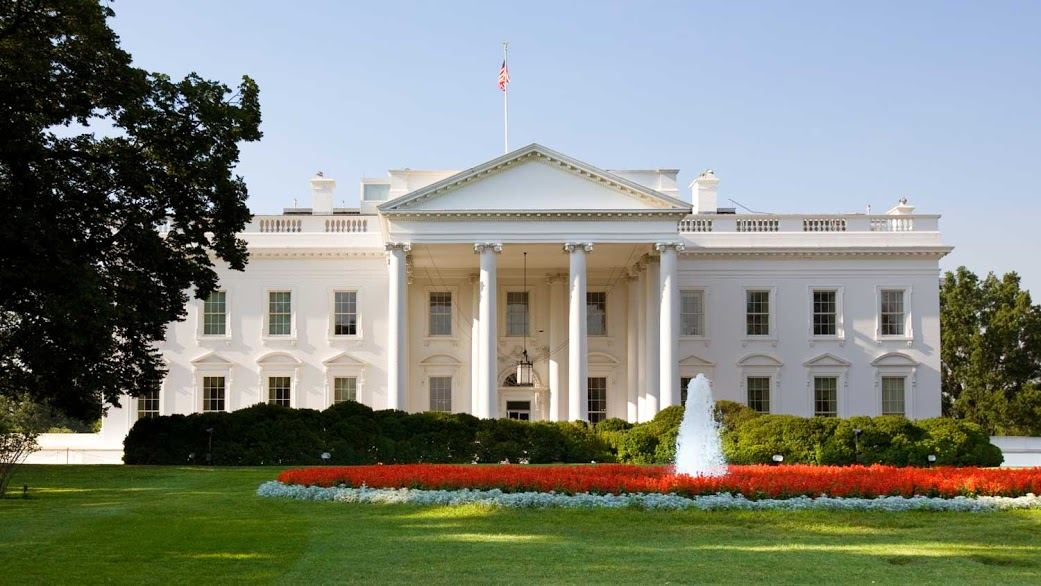 How The White House Was Named