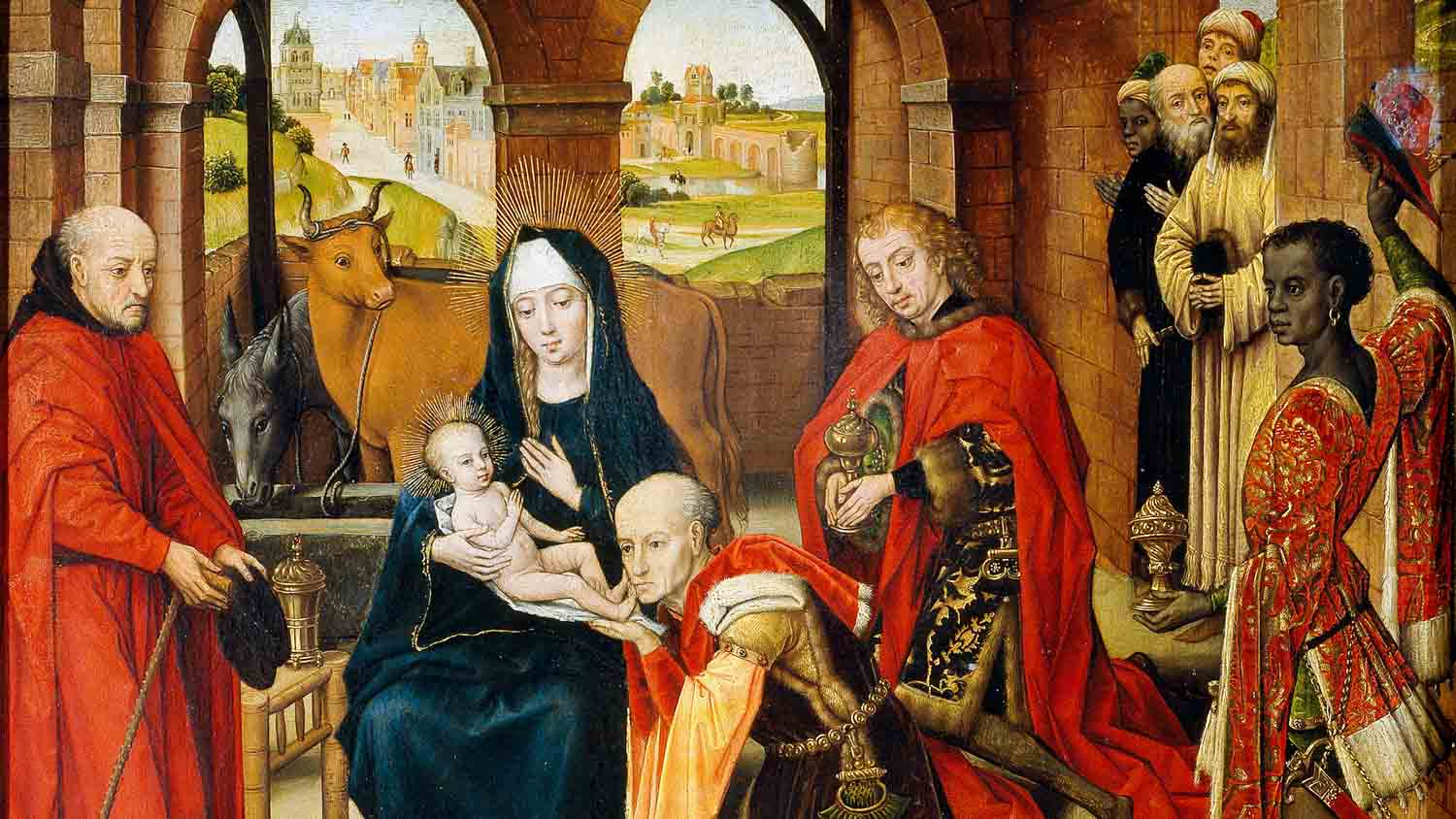 Adoration of the Magi (Room 15)