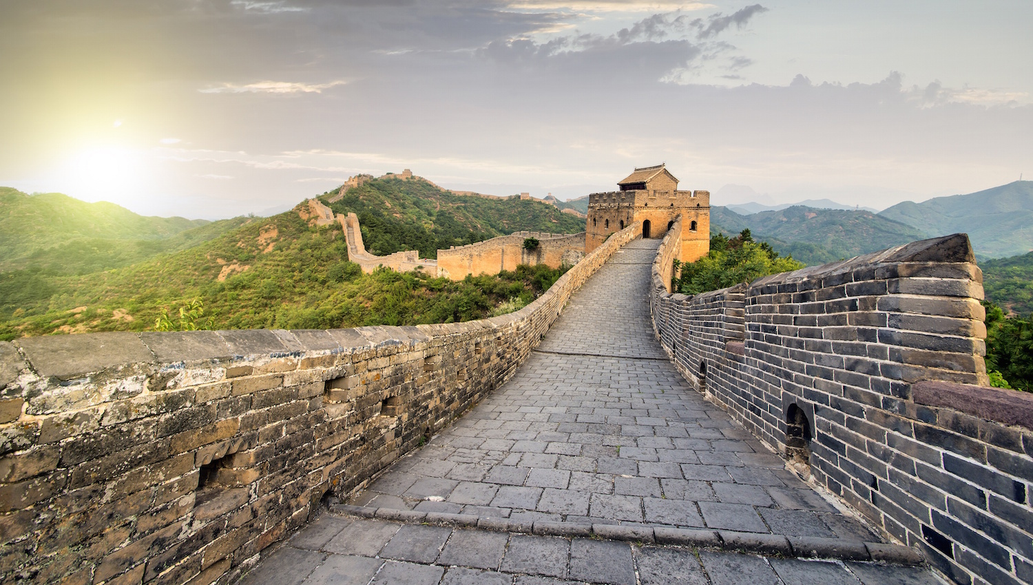 What Does Great Wall Of China Tattoo Symbolize: Great Wall Of China - Book Tickets & Tours
