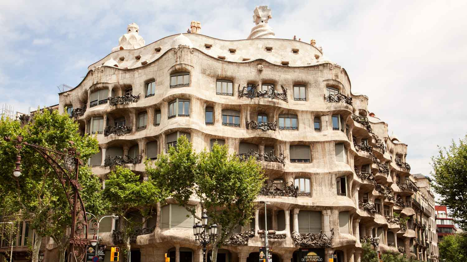 Casa Milà (La Pedrera) Barcelona - Book Tickets & Tours ...