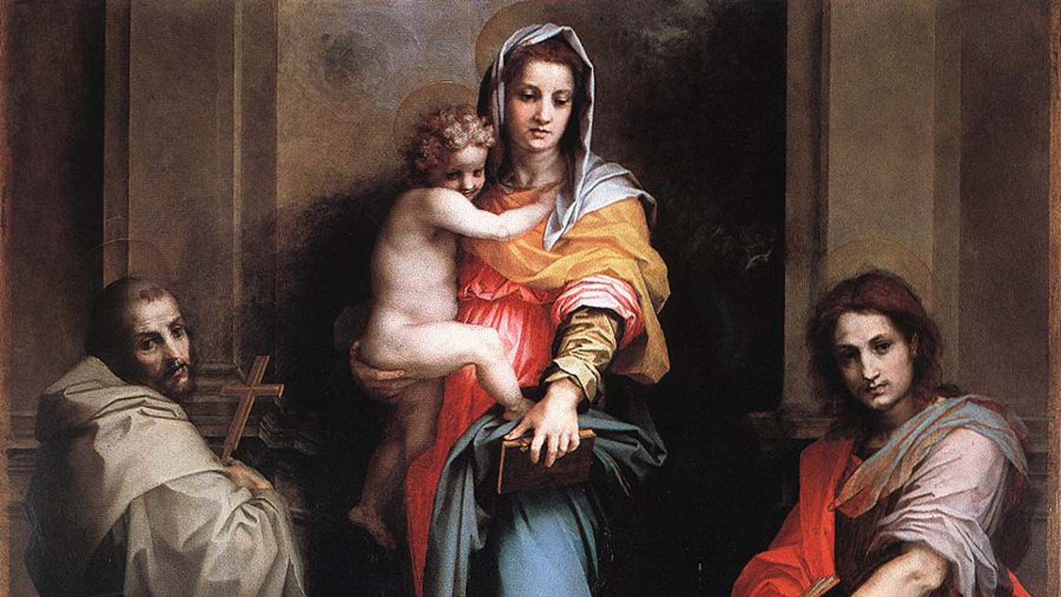 Madonna of the Harpies (Room 26)