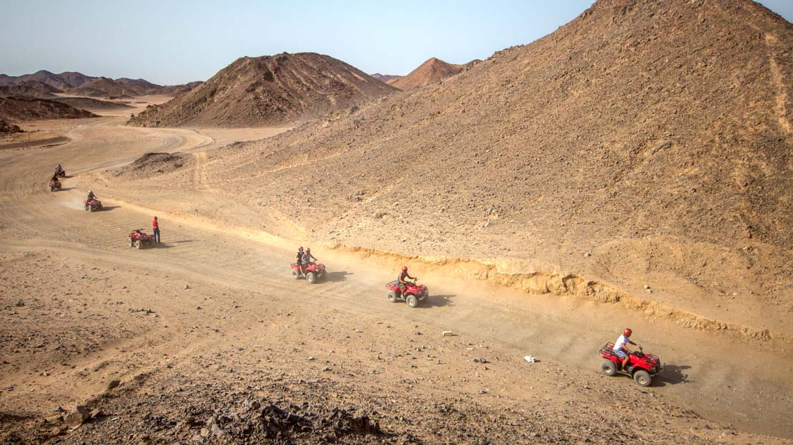 Quad and ATV tours