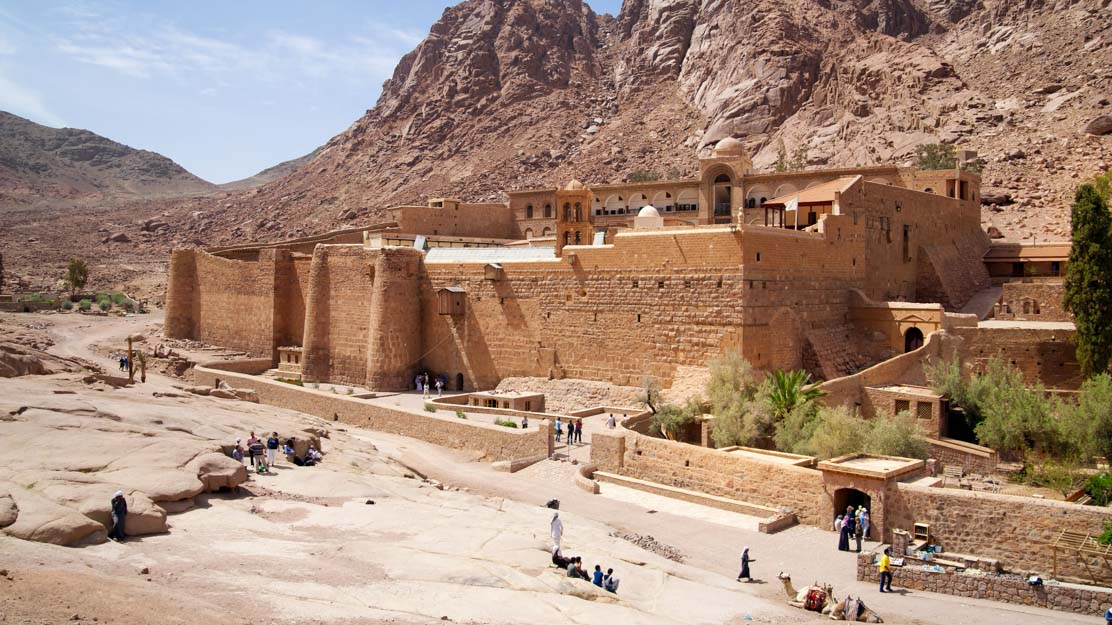 St Catherine S Monastery Tours From Sharm El Sheikh